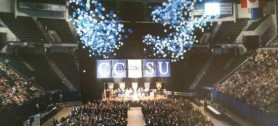 CCSU 2000 Balloon Drop
